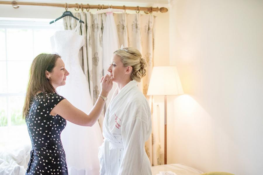Bling Bridal and Beauty, make up artist west yorkshire