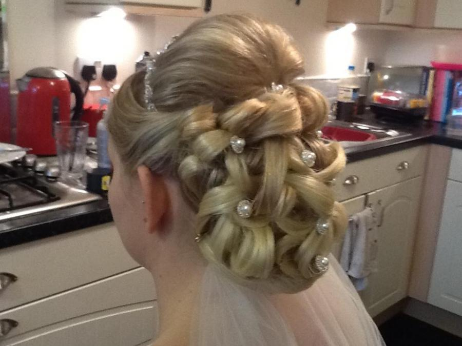 Hair stylist and make up artist west yorkshire