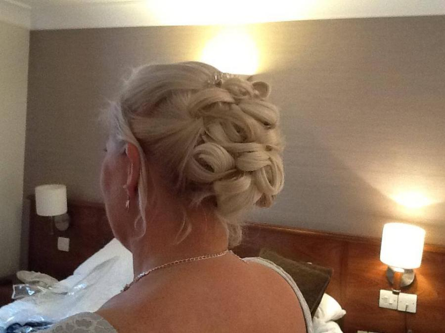 Hair stylist and make up artist south yorkshire